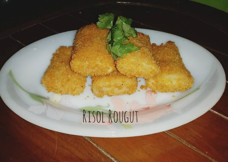 Resep Risol Rougut
