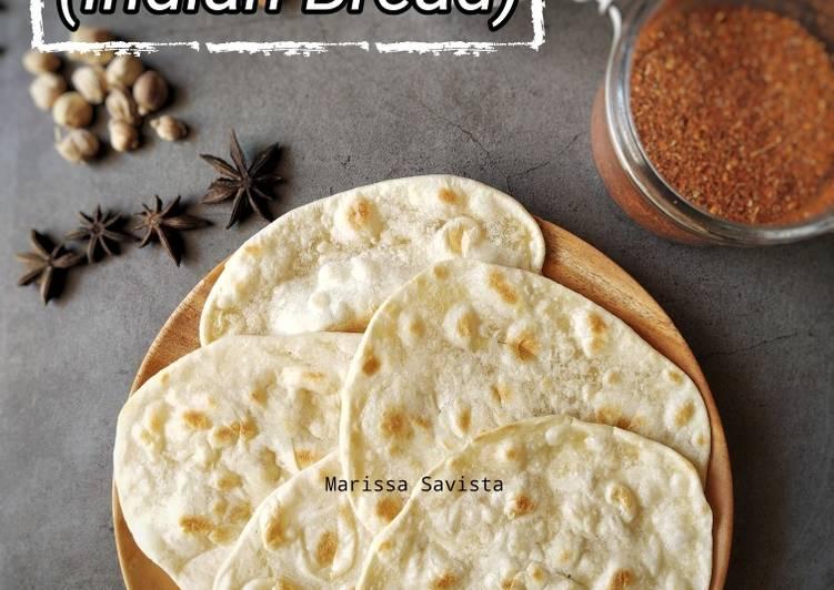 Resep Capati (Indian Bread)