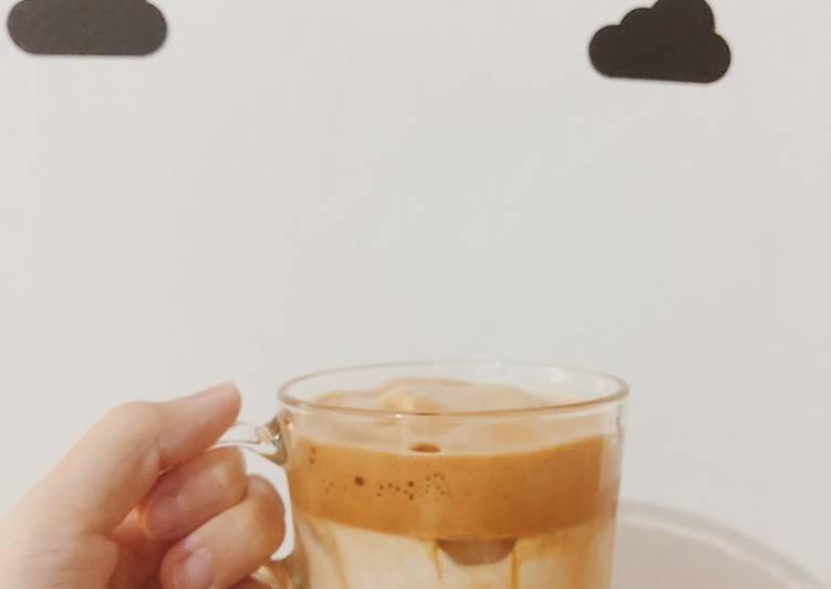 Resep Dalgona Coffee Viral