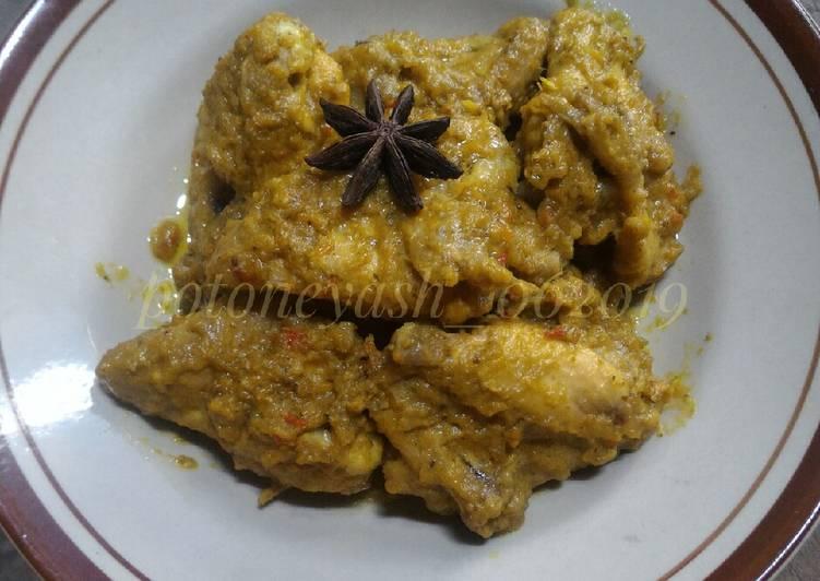 Resep (151).Rendang Ayam