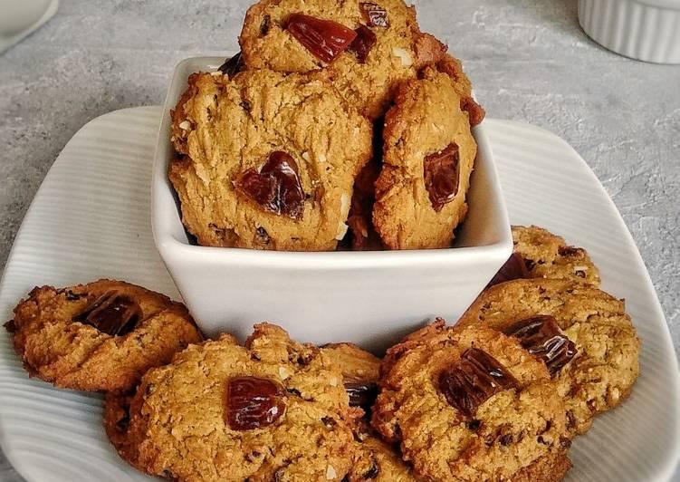 Resep Madu kurma cookies