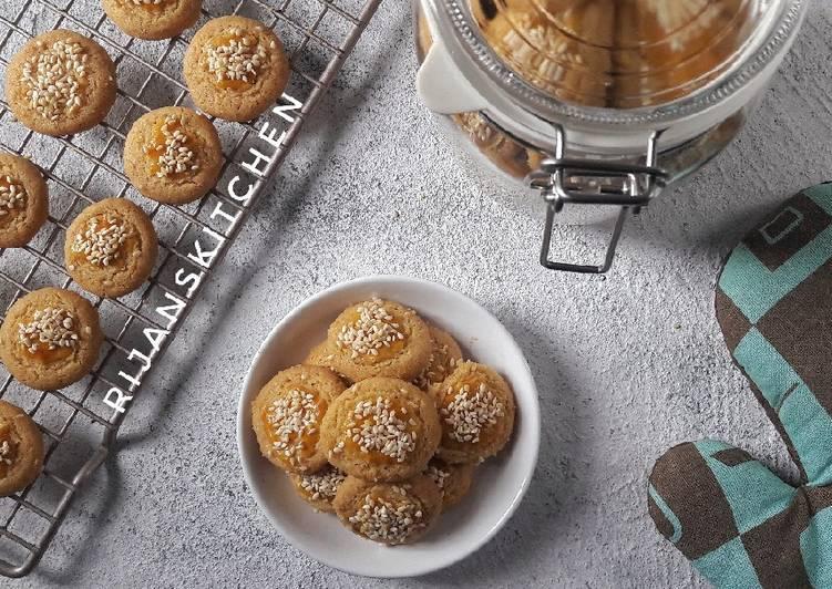 Resep Chui Kao So | Butter Cookies Kacang Tanpa Kacang