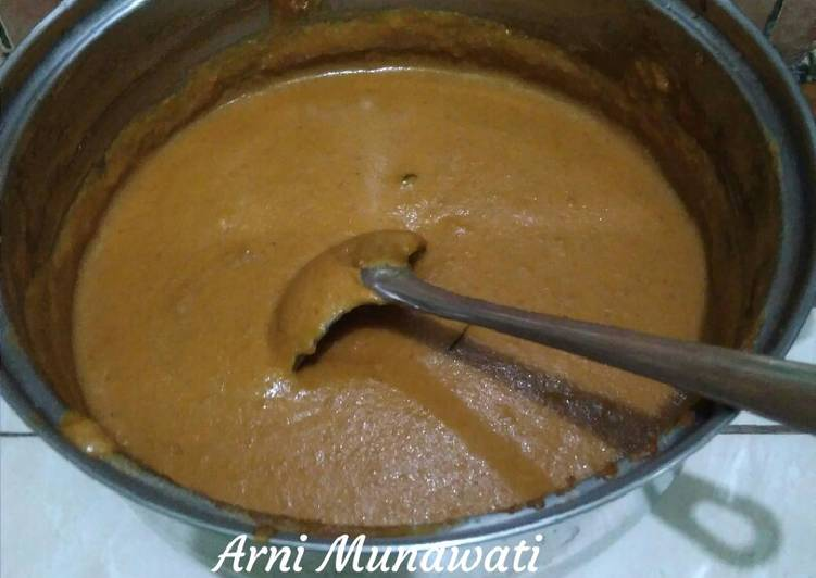 Resep Bumbu Sambal kacang BATAGOR /SIOMAY laziizzzz n praktis