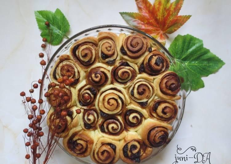 Resep Cinnamon-Raisin Roll, no ulen