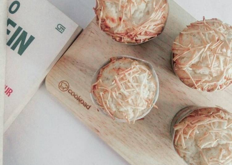 Resep Muffin Tape Eggless