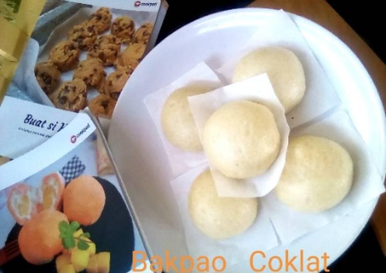 Resep Bakpao isi coklat