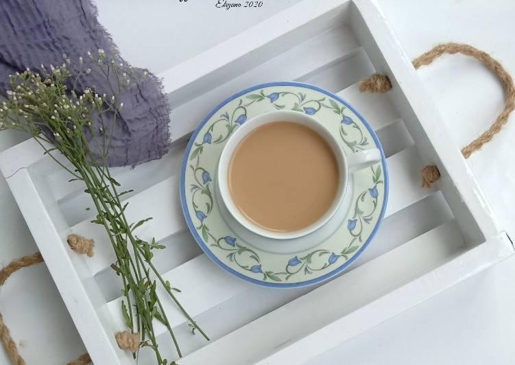Resep Coffee milk tea