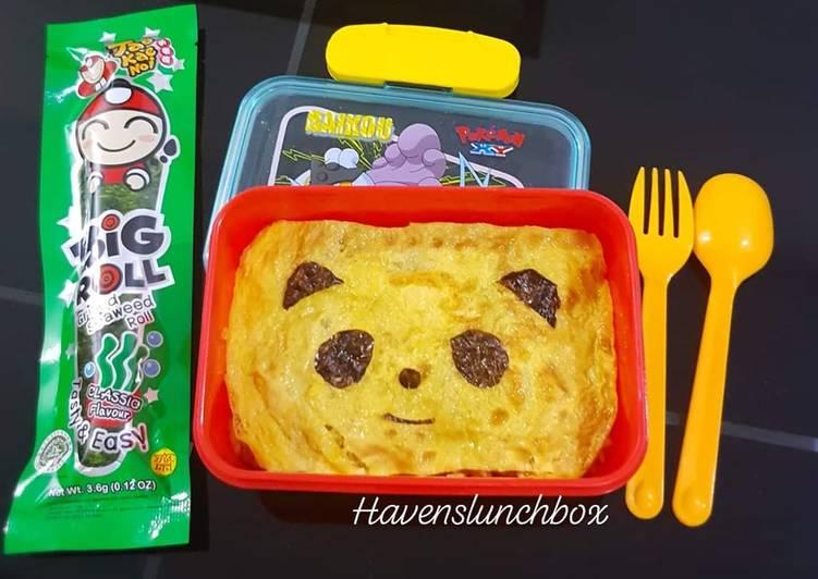 Resep Panda fried rice