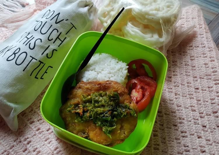 Resep Telur Krispi Lombok Ijo