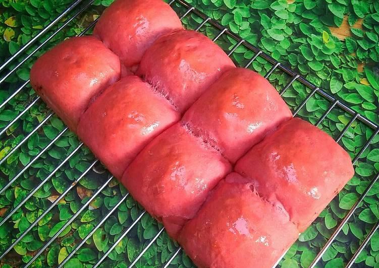 Resep Beetroop Bread isi Piscok