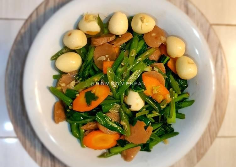 Resep Capcay goreng (buncis)