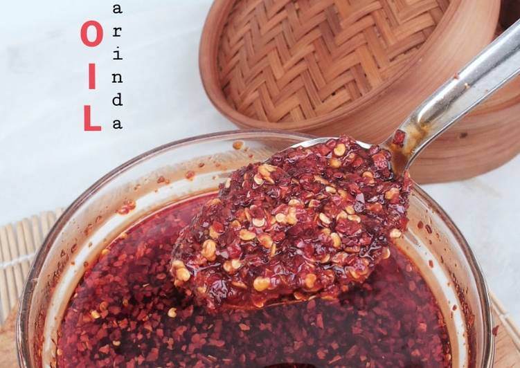 Resep Chili Oil