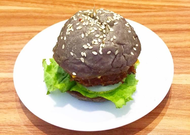 Resep Burger Favorit Anak