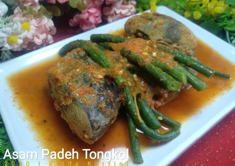 Resep Asam Padeh Tongkol