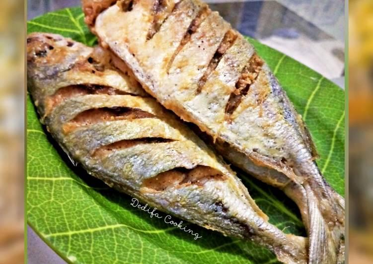 Resep Goreng Ikan Kembung