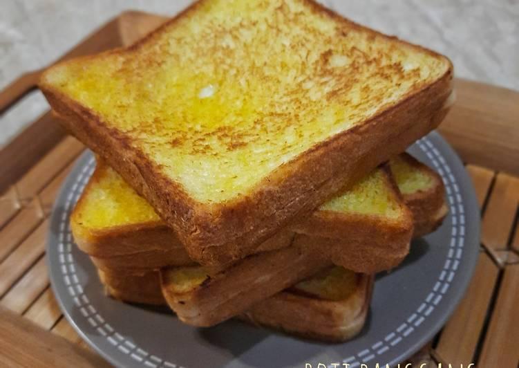 Resep Ropang (Roti Panggang)