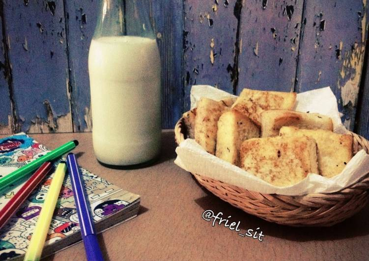 Resep Cinnamon French Toast