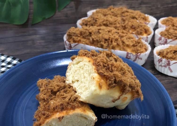 Resep Roti abon #homemadebylita