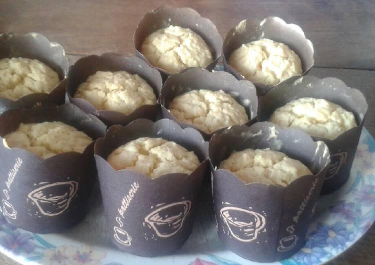 Resep Muffin Keju