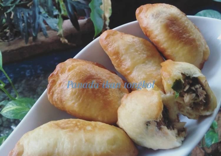 Resep Panada isi ikan tongkol