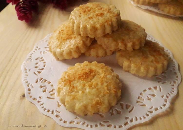 Resep Coconut Classic Cookies