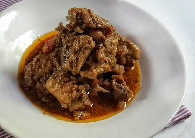 Resep Rica - Rica Ayam