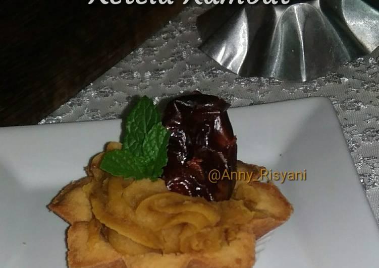 Resep Pie Kurma Ketela Rambat