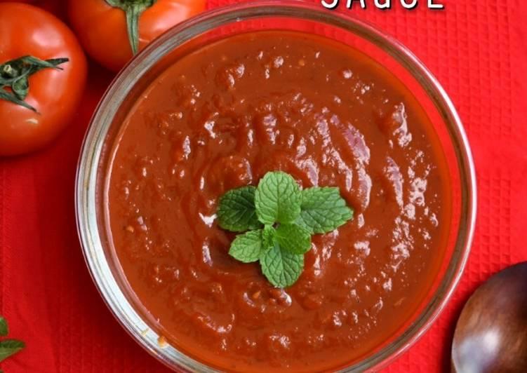 Resep Authentic MARINARA Sauce