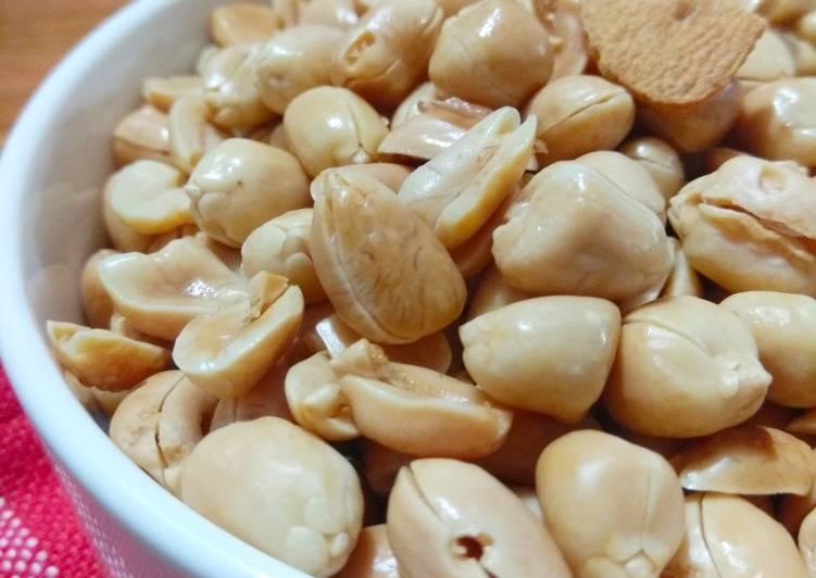 Resep Kacang Asin