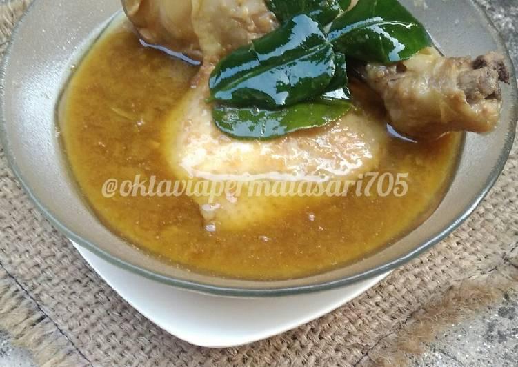 Resep Semur Ayam simpel (2)