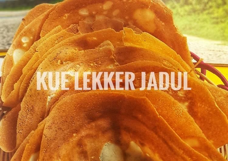 Resep Kue Lekker Jadul