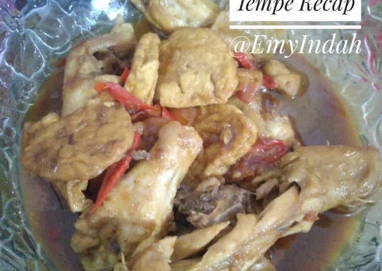 Resep Ayam, Tahu dan Tempe Kecap