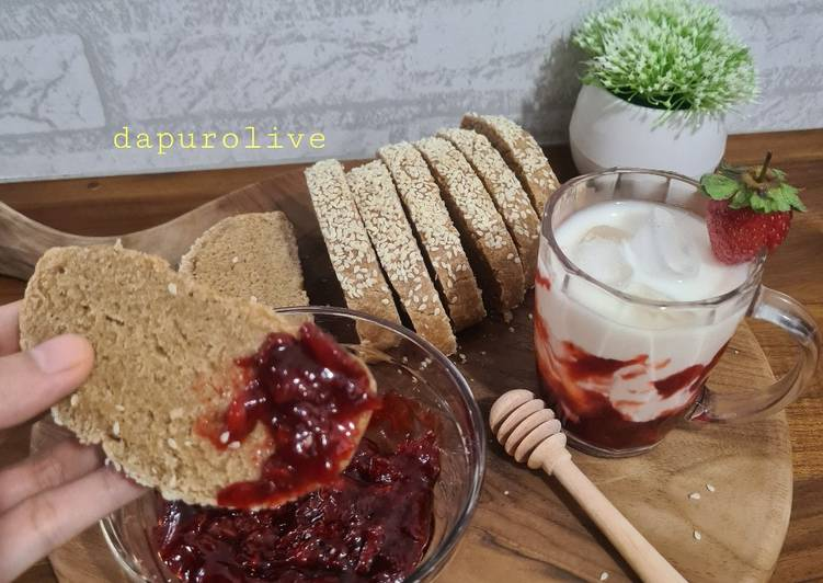 Resep Selai Strawberry Gula Merah