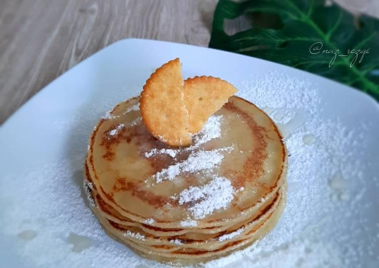Resep Pancake Kentang