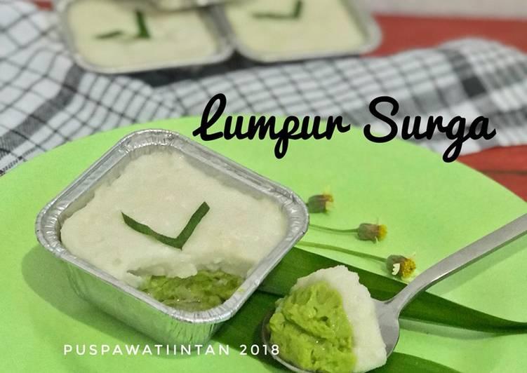 Resep Lumpur Surga