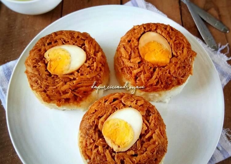 Resep Nasi Tim Ayam