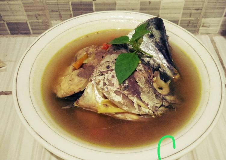 Resep Ikan Tuna Parede (kuah bening) praktis