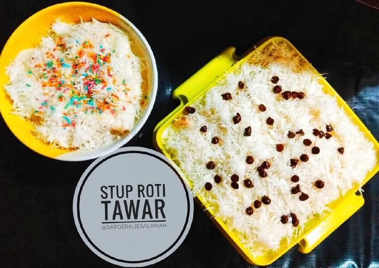 Resep Stup Roti Tawar
