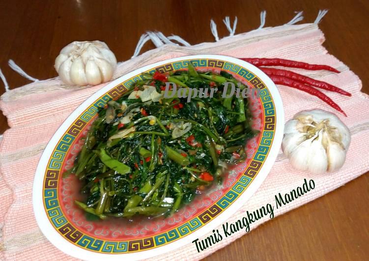 Resep Tumis Kangkung Manado