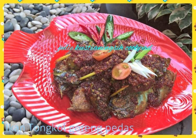 Resep Ikan Tongkol Goreng Pedas