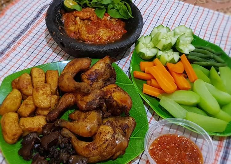 Resep Ayam Goreng Kuning Ungkep