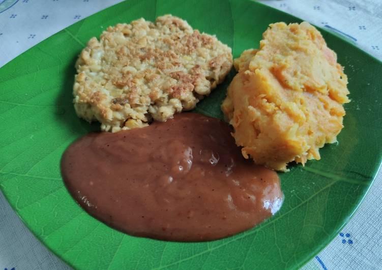 Resep Steak Tempe (Diet)