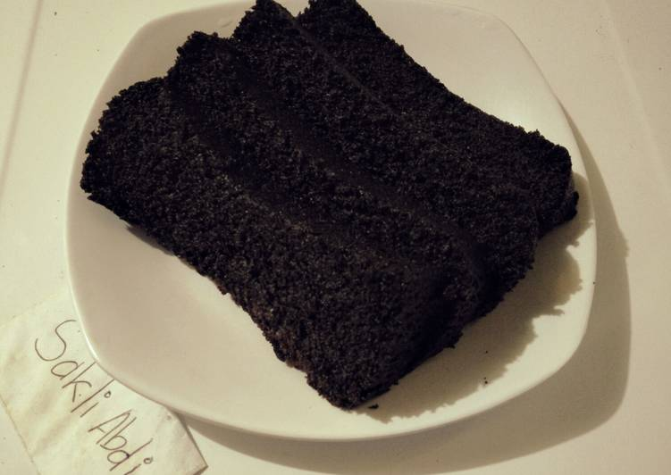 Resep Brownies special double Coklat Praktis