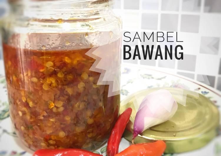 Resep Sambel BAWANG