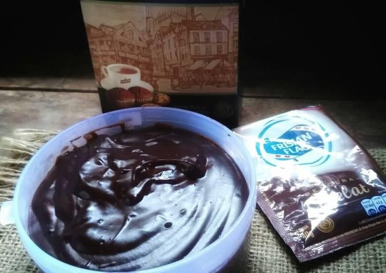 Resep Selai Coklat Ekonomis