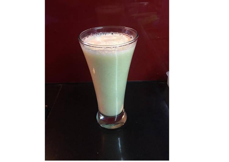 Resep Diet Juice Cucumber Pineapple Lemon
