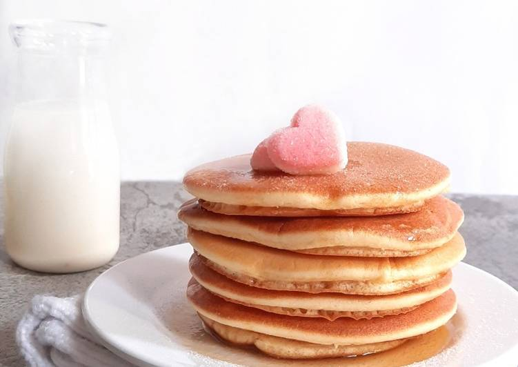 Resep Fluffy Pancake