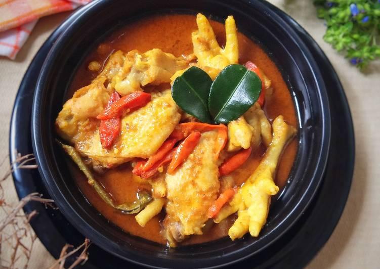 Resep Tengkleng Sayap & Ceker Ayam