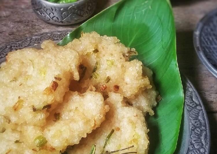 Resep Cireng Nasi Pedas