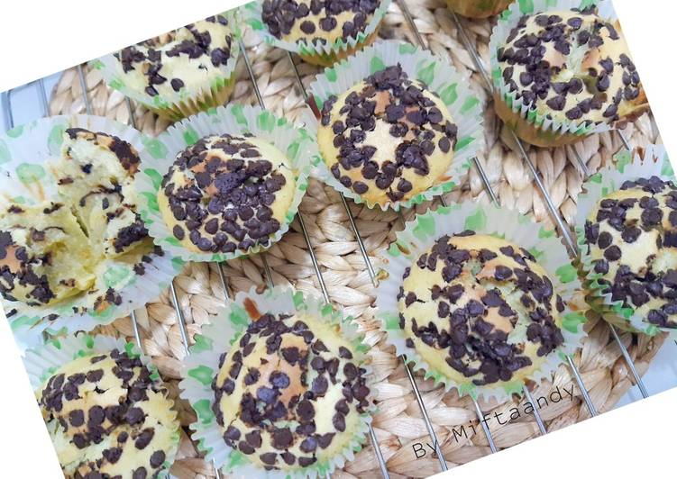 Resep Muffin Matcha